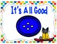 Pete the Cat Behavior Clip Chart