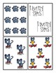 Pete the Cat Count the Room #1-10