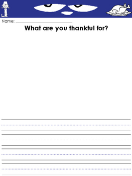 Pete the Cat First Thanksgiving Worksheets