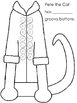 Pete the Cat Groovy Buttons Fact Families 0-20