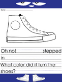 More Pete the Cat Writing Prompts
