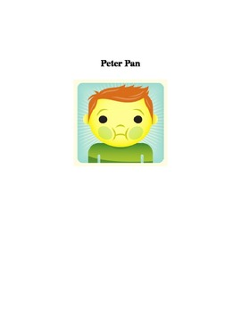 Peter Pan Unit for Young Children