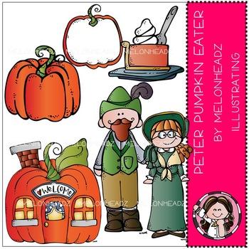 Peter Peter Pumpkin Eater by Melonheadz COMBO PACK