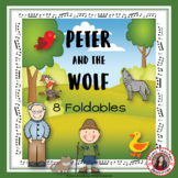Peter and the Wolf Foldables