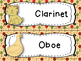 """Peter and the Wolf--Instrument/Character Matching """"Write t"""