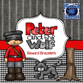 Peter and the Wolf Reward Bracelets