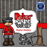 Peter and the Wolf Rhythm Reading Activity