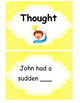 Peter's Chair - High Frequency Words Matching Cards