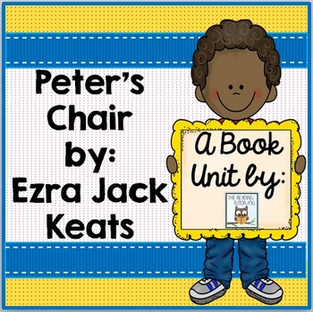 Peter's Chair Book Unit