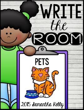 Pets Write the Room Center