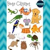 Pets Clipart {L.E. Designs}