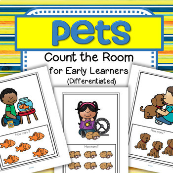 Pets Count the Room