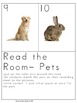 Pets-Read the Room Activity
