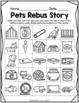 Pets Rebus Story {Free}