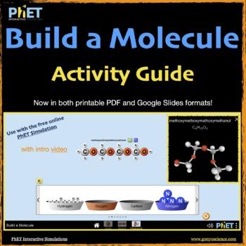 PhET Build a Molecule activity guide