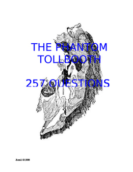 Phantom Tollbooth 257 Questions with Key