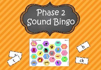 Phase 2 - Sound Bingo