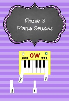 Phase 3 - Piano Sounds
