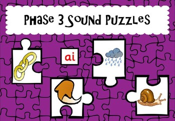 Phase 3 - Sound Puzzles