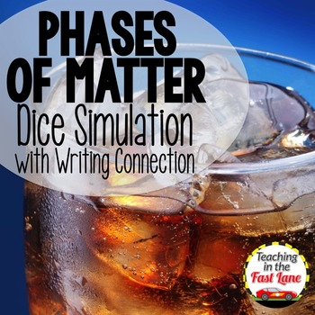 Phases of Matter Dice Simulation