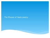 Phases of Yeats poetry