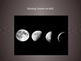 Phases of the Moon Power Point