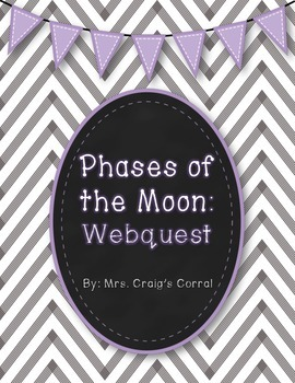 Phases of the Moon Webquest