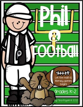 Phil & Football: Celebrating Groundhog's Day and the Big G