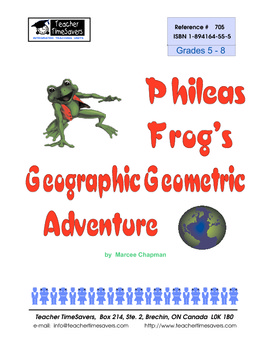 Phileas Frog's Geographic Geometric Adventure