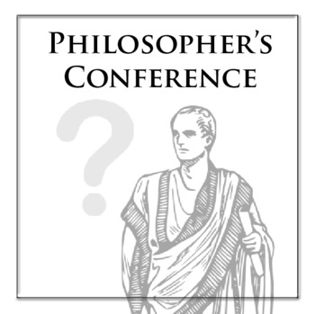 Philosopher's Conference Murdery Mystery Scenario Game
