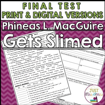 Phineas L. MacGuire Final Test