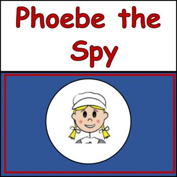 Phoebe The Spy Novel Printables