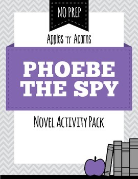 Phoebe the Spy