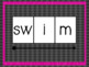 Phoneme-Grapheme Map: Consonant Blends