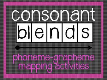 Phoneme Grapheme Mapping Activities
