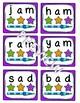 Phoneme Segmentation Word Cards