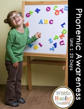 Phonemic Awareness Curriculum