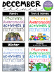 Phonemic Awareness Activities & Interventions - December