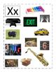 Phonemic Awareness Beginning Xx Sound Game