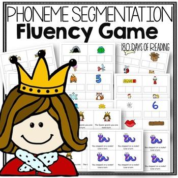 Phoneme Segmentation  a Phonemic Awareness Game