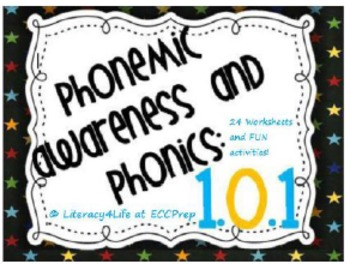 Phonemic Awareness & Phonics Practice!