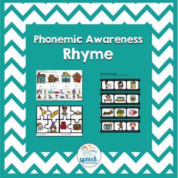 Phonemic Awareness - Rhyme