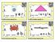Phonemic Awareness Task Cards: R-blends Set 1