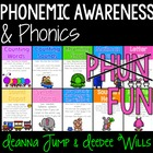 Phonemic Awareness and Phonics Fun
