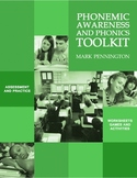 Phonemic Awareness and Phonics Toolkit