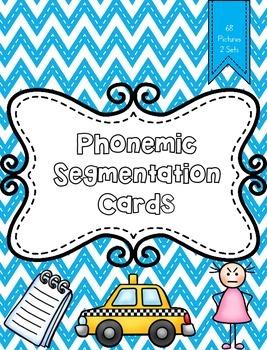 Phonemic Segmentation Cards