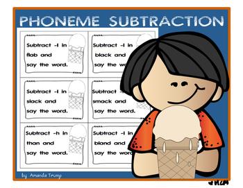 Phonemic Subtraction