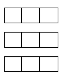 Phonemic Table - 3 sounds