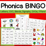 Phonics BINGO Pack