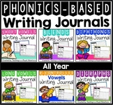 Phonics-Based Writing Journal: The Bundle (ALL YEAR)